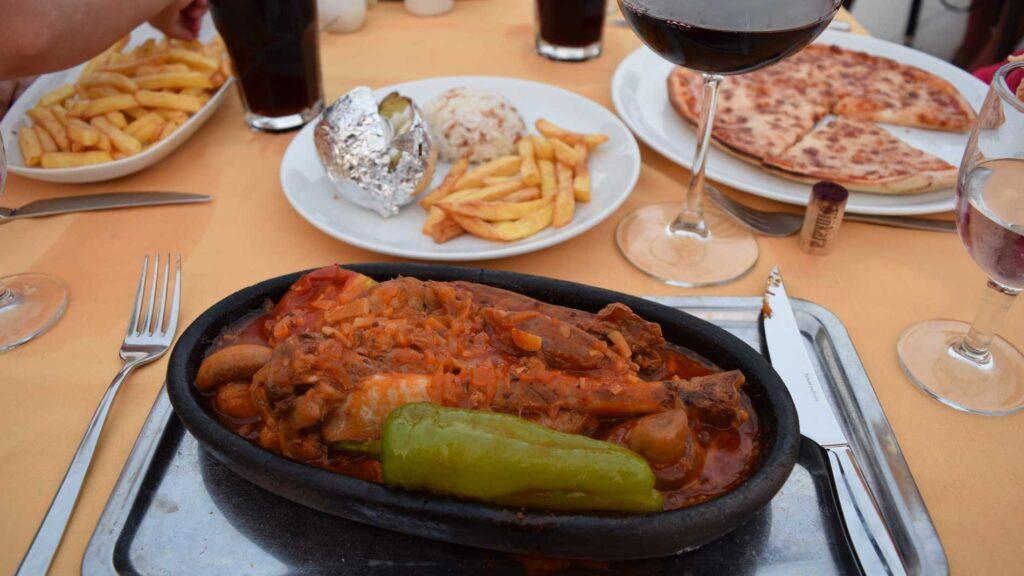 Lækker mad fra det Tyrkiske køkken