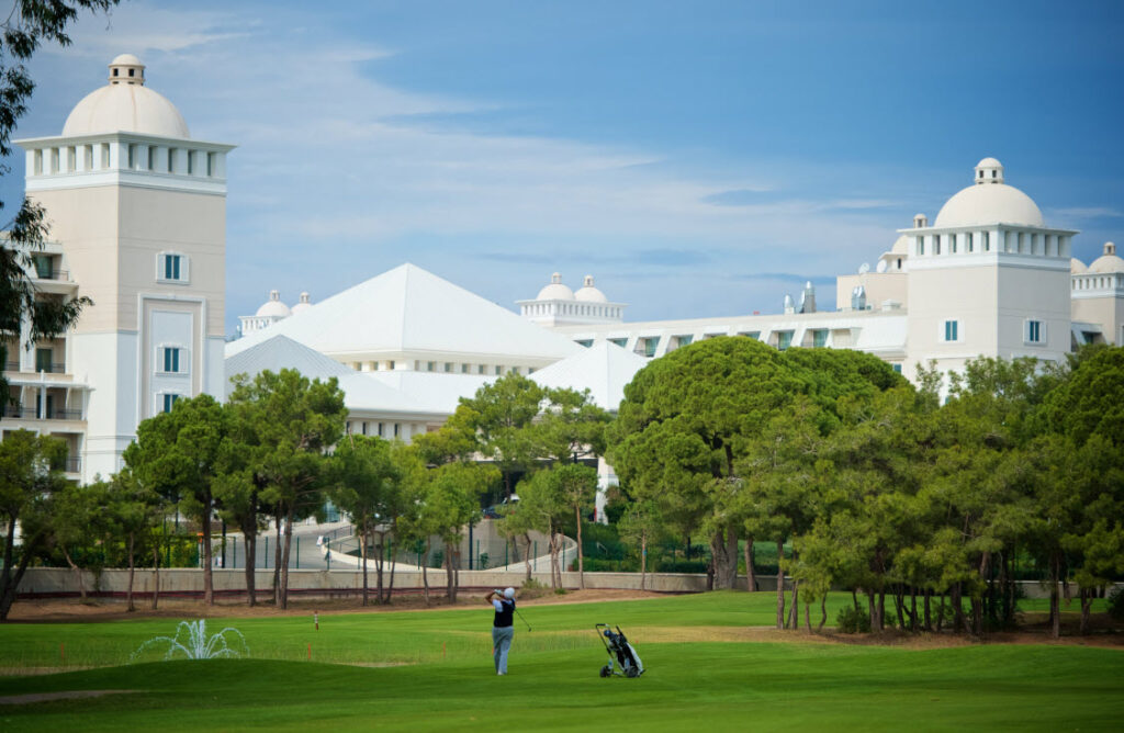 Titanic Golf Club - Belek, Antalya